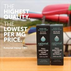Highest Quality Full Spectrum CBD Oil