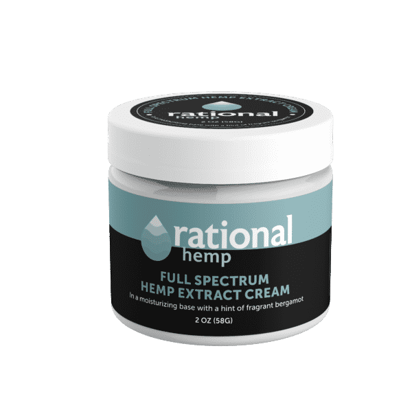 Full Spectrum Hemp Extract Cream